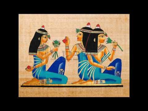Musica Antiguo Egipto