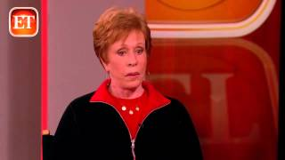Carol Burnett On Late Daughter