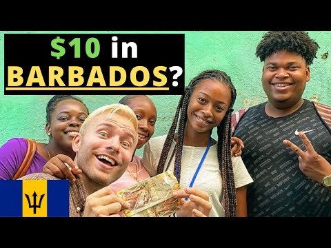 What Can You Get For $10 in BARBADOS? (Expensive!)