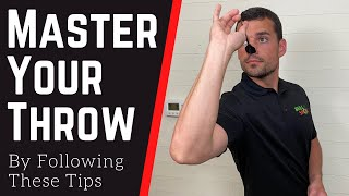 How To Throw Daŗts | 3 Tips To MASTER Your Throw!