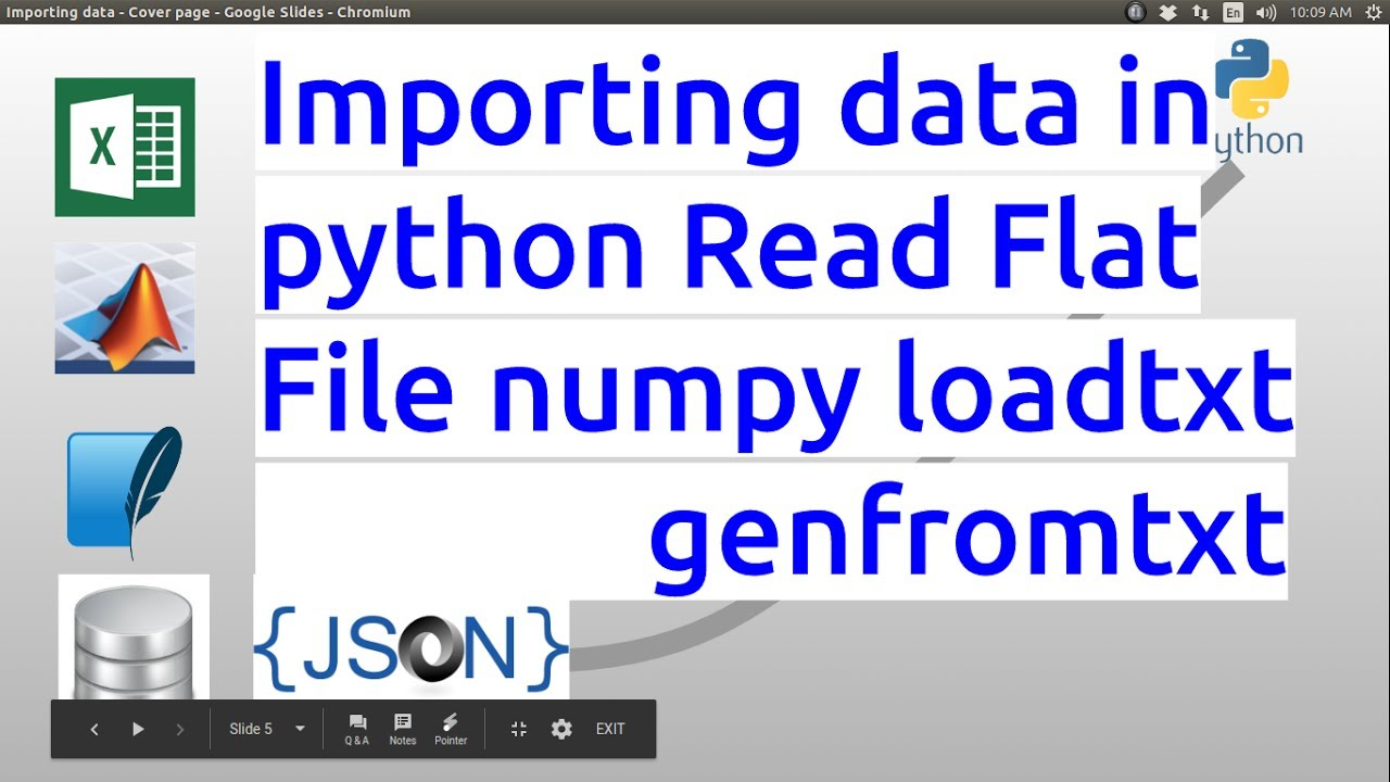 Numpy read write array to file