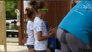 'Kids Don't Float' program loaning out life jackets