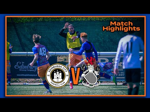 Edinburgh City Queens Park Goals And Highlights