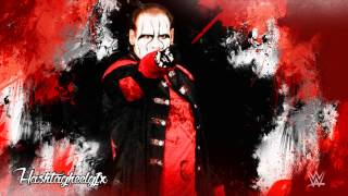 "2015: Sting 2nd & New WWE Theme Song - ""Out From the Shadows"" (V2) + Download Link ᴴᴰ"