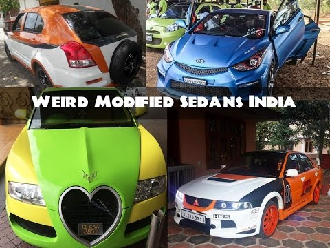 All Time Worst Modified Sedan Cars in India