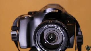 Canon SX30 IS Manual/Review