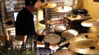 Amon Amarth - War of the Gods - Drum Cover by Jonatan Ersarp