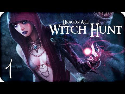 Прохождение Dragon Age: Origins: Охота на ведьм (Witch Hunt) #1