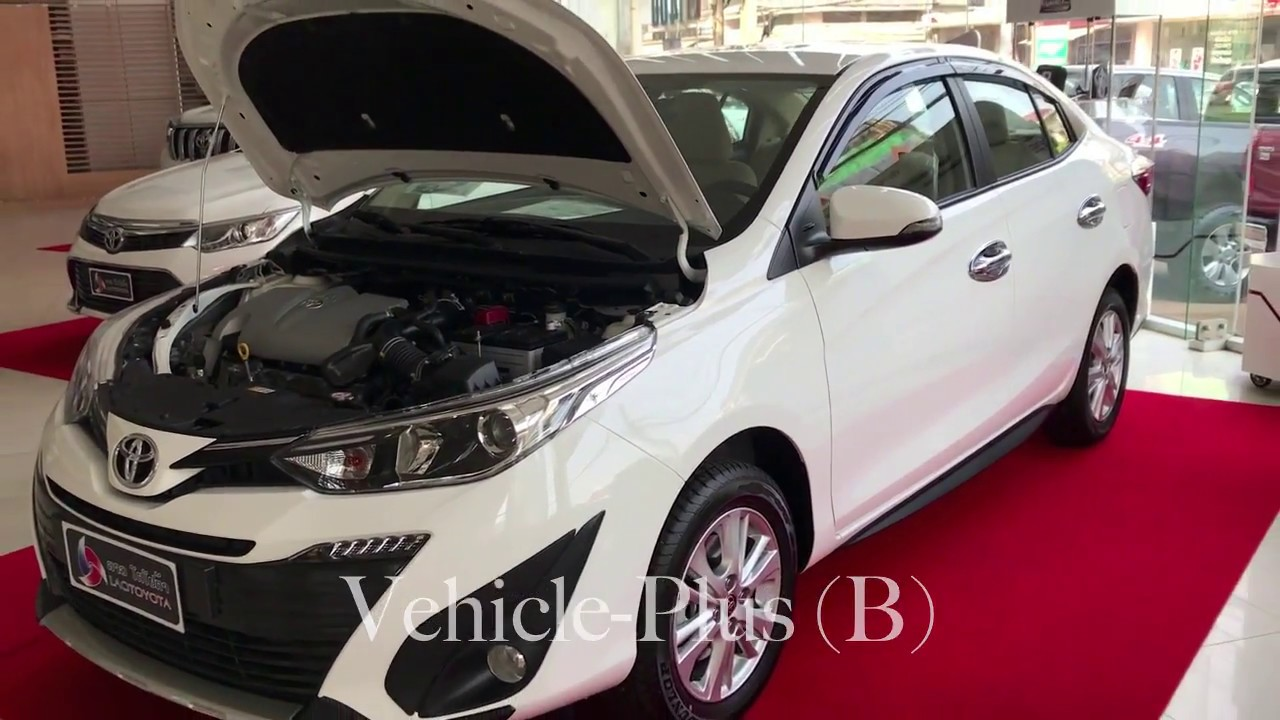 Brand New 2018 Toyota Vios The Super Economic Car Review