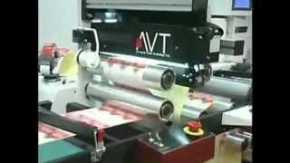 AVT PrintVision/Helios inspection system