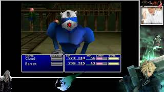 OBS Test - Final Fantasy VII (First 25 Minutes)