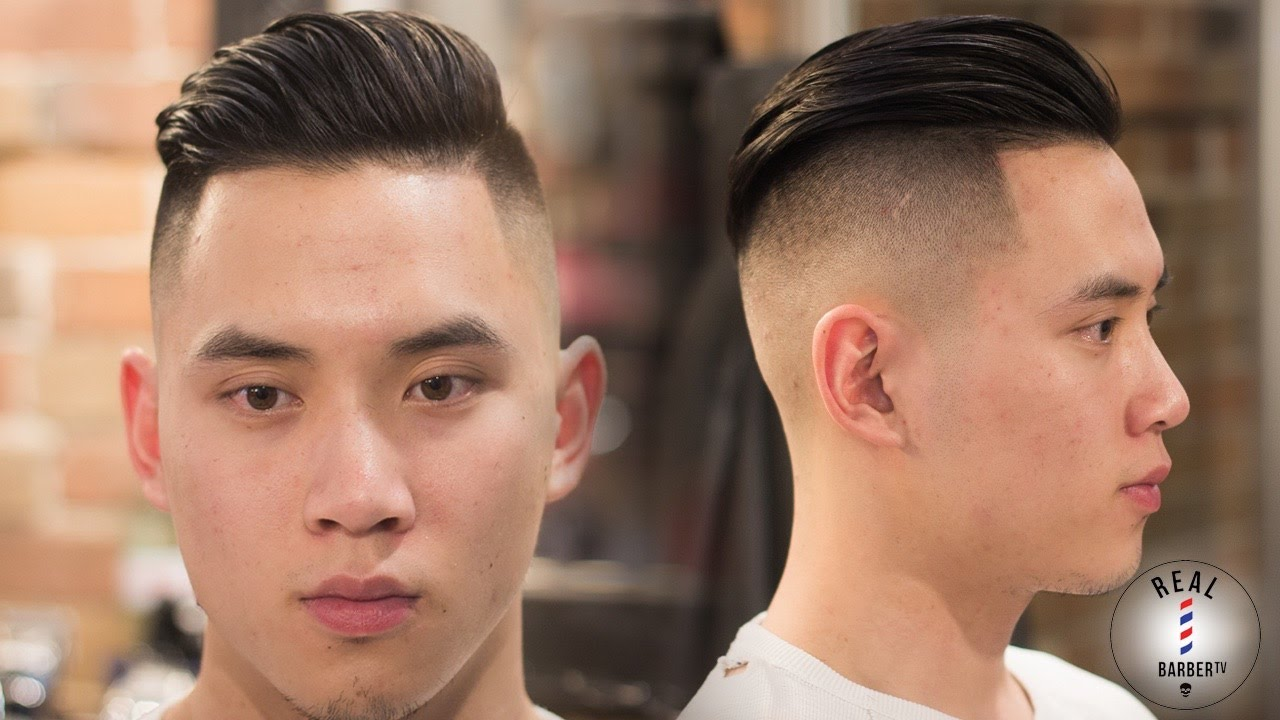 Mens Haircut Skin Faded Undercut 2016 RealBarberTv