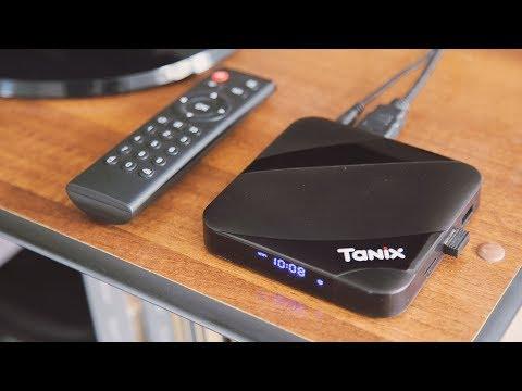 Recensione TV box Tanix TX3 Max a 36€