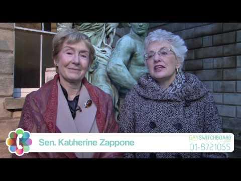 Ann Louise Gilligan & Sen. Katherine Zappone