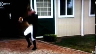 Stephen Colbert Horse Dancing