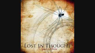 Lost in Thought - Blood Red Diamond