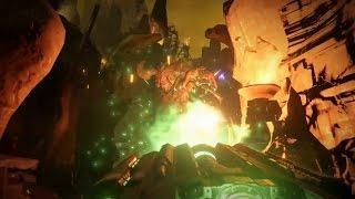 DOOM 4 - геймплейный трейлер (E3 2015 Gameplay Trailer)