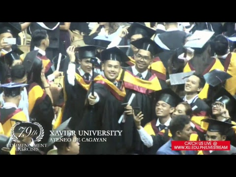 Xavier Ateneo 79th Commencement Exercises (Day 2)