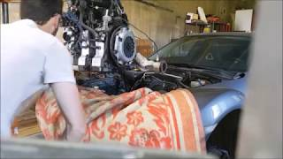 11 05 2018 Repose moteur complète MAZDA RX8 / THOMAS BALDYS UKARS