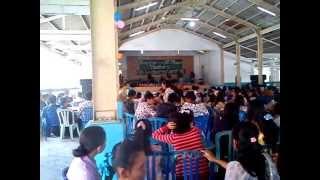 THE TEENAGERS-BUKAN AKU(ciptaan) at SMA Santo Tarcisius Dumai