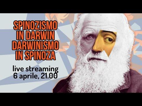 Spinozismo in Darwin e Darwinismo in Spinoza - Live Tematica