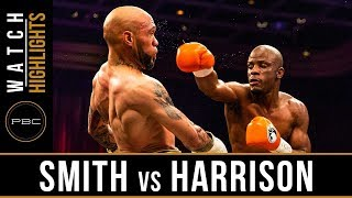 Smith vs Harrison HIGHLIGHTS: May 11, 2018 - PBC on BOUNCE
