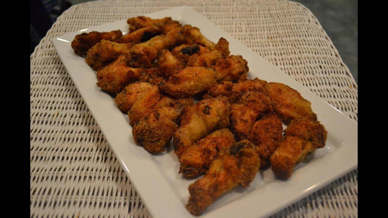 Ailes De Poulet Croustillantes Crispy Chicken Wings Episode 43