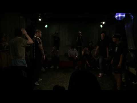Creator vol.33 crew battle 決勝 延長戦 sound addict vs thousand leaves