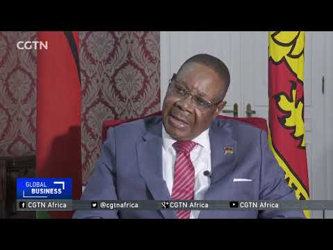 Incumbent president Peter Mutharika confident of victory