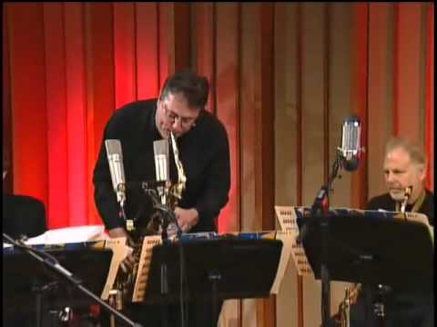 """""""Circles"""" (""""Giant Steps"""") - The Steve Huffsteter Big Band (Live In Studio)"""