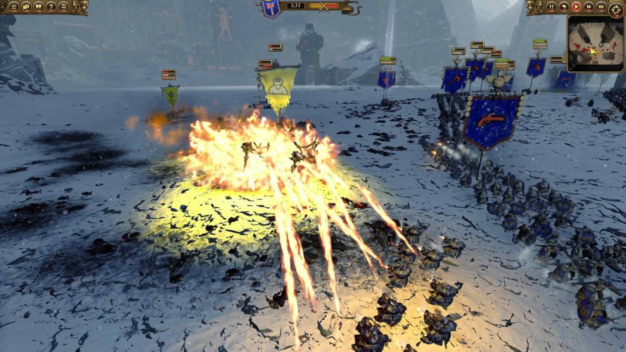 Download Hammer of Angrund: Quest Battle Reply Warhammer Total War (Hard Mode)
