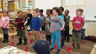Thanksgiving Poetry by Theo's Class