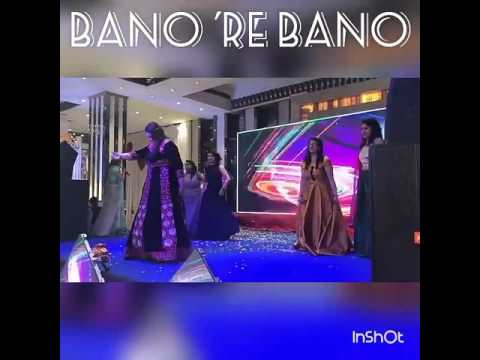Bano 39 re bano simple weddings dance youtube for Bano re bano song