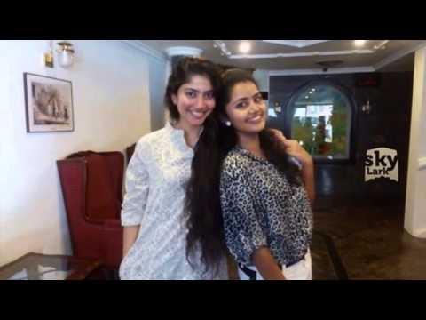 premam actress sai and anupama with premam new song