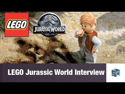 LEGO Jurassic World TT Fusion Interview