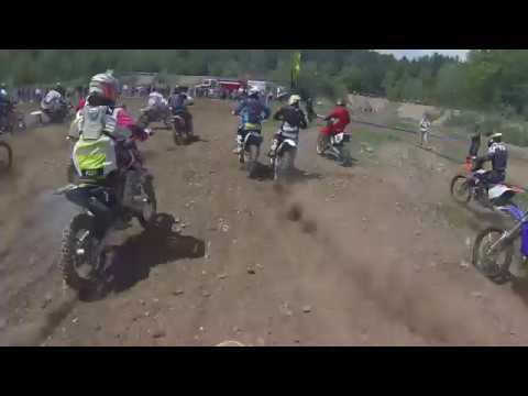 Jonathan Santiago Jday Offroad C250 Rnd 3 moto 2 2017 1st OA