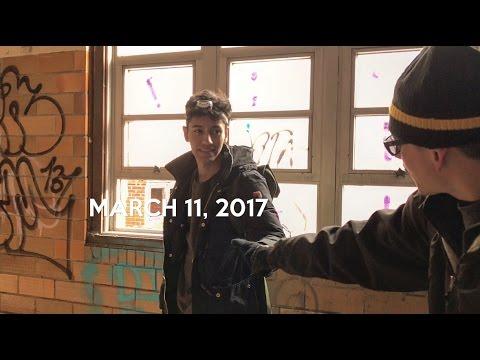Chronologically Joel: March 11, 2017 | #LOSTtoTIME Horace Mann High School Vlog 2