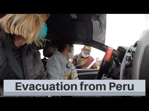 [S2 - Eps. 73] Evacuation from Peru