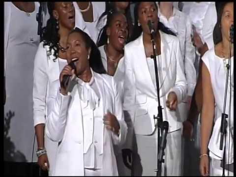 Wood Green Gospel Choir 'Never Alone'