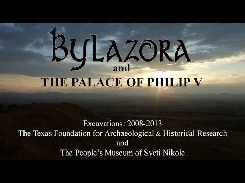 Bylazora and the Palace of Philip V