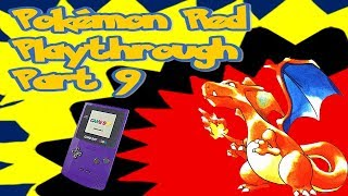 Let's Play: Pokemon Red - The Game Corner & Showdown at Celadon Gym (Audio Commentary) (Part 9)