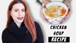 Συνταγή για εύκολη κοτόσουπα | DoYouSpeakGossip?