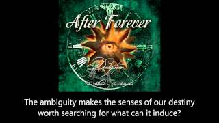After Forever - Emphasis (Lyrics)