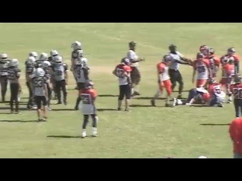 ACYFL PW Raiders #23 Highlights