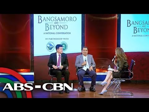 WATCH: Bangsamoro and Beyond: A National Conversation | 27 September 2018