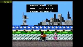 Glitched Mike Tyson's Punch-Out!! by sinister1