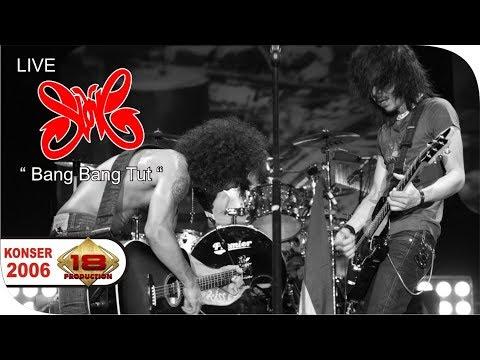 Slank - Bang Bang Tut  (Live Konser Kota Bumi Lampung 29 Juni 2006)