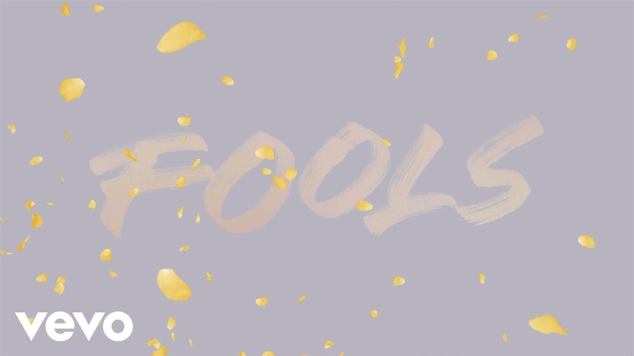 Troye sivan fools lyric video youtube - Swimming pools lyrics troye sivan ...