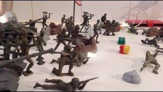Lego VS Army Men | The General