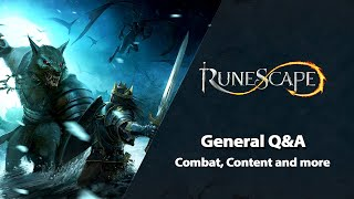 JMods talk about Combat, Content and more - General Q&A | RuneScape Weekly Stream (July 2021)